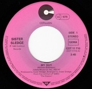 7'' - Sister Sledge - My Guy