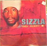 LP - Sizzla - Red Alert