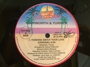 12inch Vinyl Single - Skipworth & Turner - Thinking About Your Love - Still Sealed