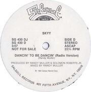12inch Vinyl Single - Skyy - Dancin' To Be Dancin'