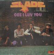 LP - Slade - Coz I Luv You
