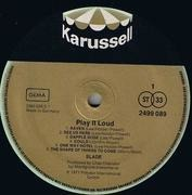 LP - Slade - Play It Loud