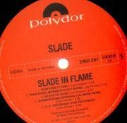 LP - Slade - Slade In Flame
