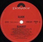 LP - Slade - Sladest
