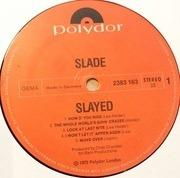 LP - Slade - Slayed