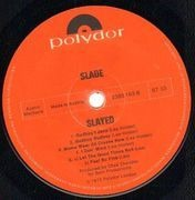 LP - Slade - Slayed? - Austria