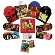 LP-Box - Slade - When Slade Rocked The World 1971-1975 - DELUXE BOXSET 4LP/4X7'/2CD/ Numbered