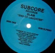 LP - Slam - End Of Laughter - US ORIGINAL