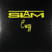 2 x 12inch Vinyl Single - Slam - Crazy - gatefold cover