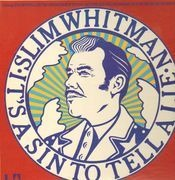 LP - Slim Whitman - It's A Sin To Tell A Lie