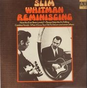 LP - Slim Whitman - Reminiscing