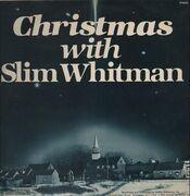 LP - Slim Whitman - Christmas with Slim Whitman