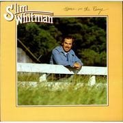 LP - Slim Whitman - Home On The Range