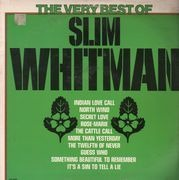 LP - Slim Whitman - The Very Best Of Slim Whitman