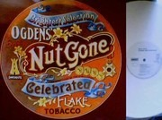 LP - Small Faces - Ogdens' Nut Gone Flake - White