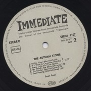 Double LP - Small Faces - The Autumn Stone - Gatefold
