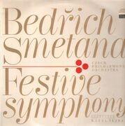 LP - Smetana - Festive Symphony (Karel Šejna)