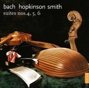 CD - SMITH,HOPKINSON - Cellosuiten 4,5 & 6(BWV 1010,995,1012)
