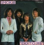 7'' - Smokie - Do To Me / Cryin'