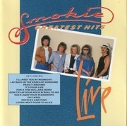 CD - Smokie - Greatest Hits Live