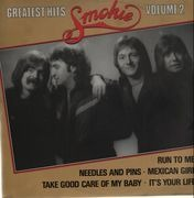 LP - Smokie - Greatest Hits Volume 2