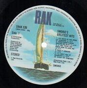 LP - Smokie - Greatest Hits
