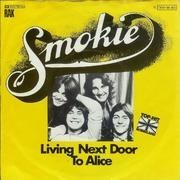 7'' - Smokie - Living Next Door To Alice / Run To You