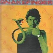 LP - Snakefinger - Chewing Hides The Sound