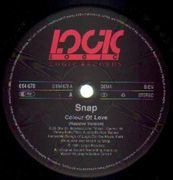 12'' - Snap! - Colour Of Love
