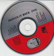 CD - Snatch It Back - Evil