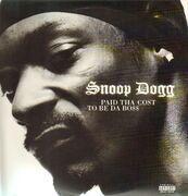 LP-Box - Snoop Dogg - Paid Tha Cost To Be Da Boss