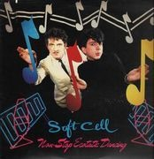LP - Soft Cell - Non-Stop Ecstatic Dancing