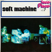 LP - Soft Machine - Faces And Places Vol. 7 - France