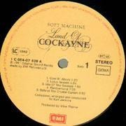 LP - Soft Machine - Land Of Cockayne
