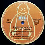 LP - Soft Machine - Faces And Places Vol. 7 - France