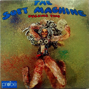 LP - Soft Machine - Volume Two - Pink Labels