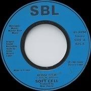 7'' - Soft Cell - Bedsitter - Blue injection labels