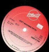 LP - Soft Machine - Fifth