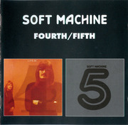 CD - Soft Machine - Fourth/Fifth