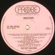 Double LP - Soft Machine - Milestones - Gatefold