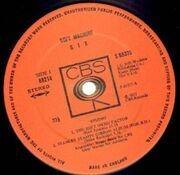 Double LP - Soft Machine - Six - ORIGINAL UK CROSSED