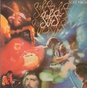 LP - Soft Machine - Softs - UK Harvest A1 B1