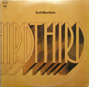 Double LP - Soft Machine - Third
