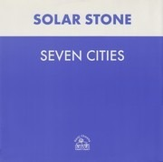 12inch Vinyl Single - Solarstone - Seven Cities