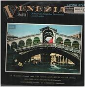 LP - Verdi, Rossini, Offenbach (Solti) - Venezia