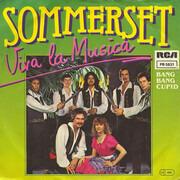 7inch Vinyl Single - Sommerset - Viva La Musica