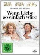 DVD - Nancy Meyers - Wenn Liebe so einfach wäre