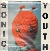 Double LP - Sonic Youth - Dirty - +Poster