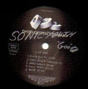 LP - Sonic Youth - Goo - GER. ORIGINAL