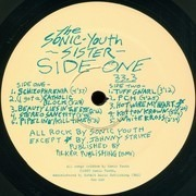 LP & MP3 - Sonic Youth - Sister